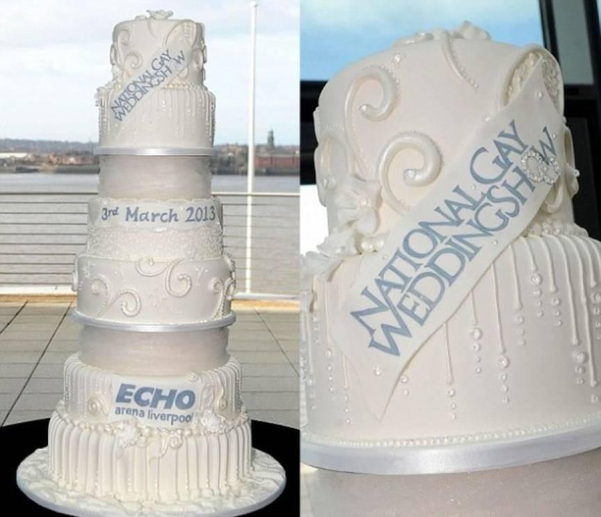 Топ 50 свадебных тортов :: инфониак