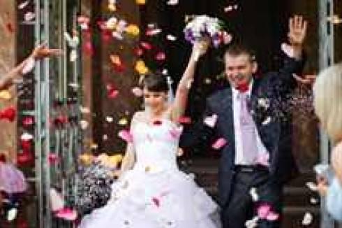 Выкуп невесты в стиле турагентства
