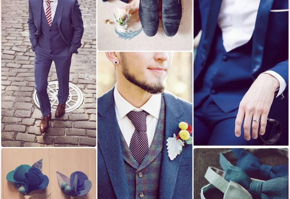 Свадебные костюмы для мужчин 2018 (фото)