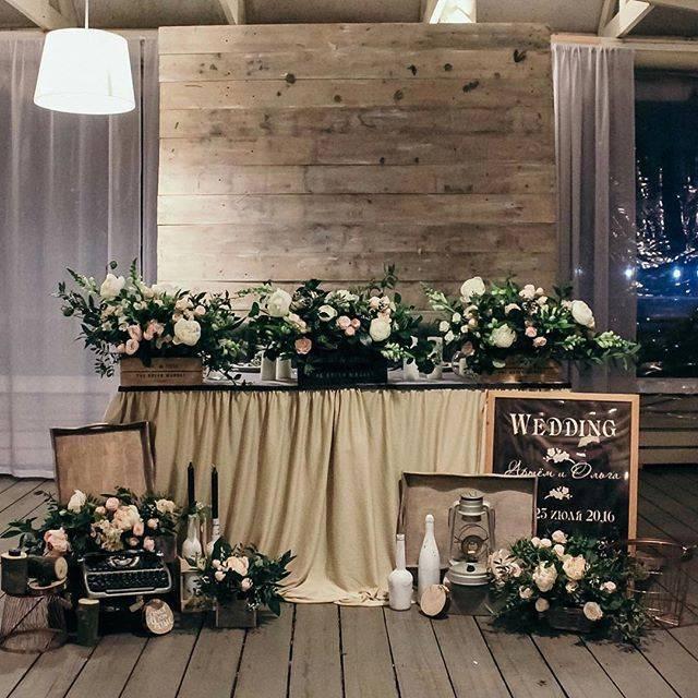 Какие бывают стили свадеб: обзор популярных стилей