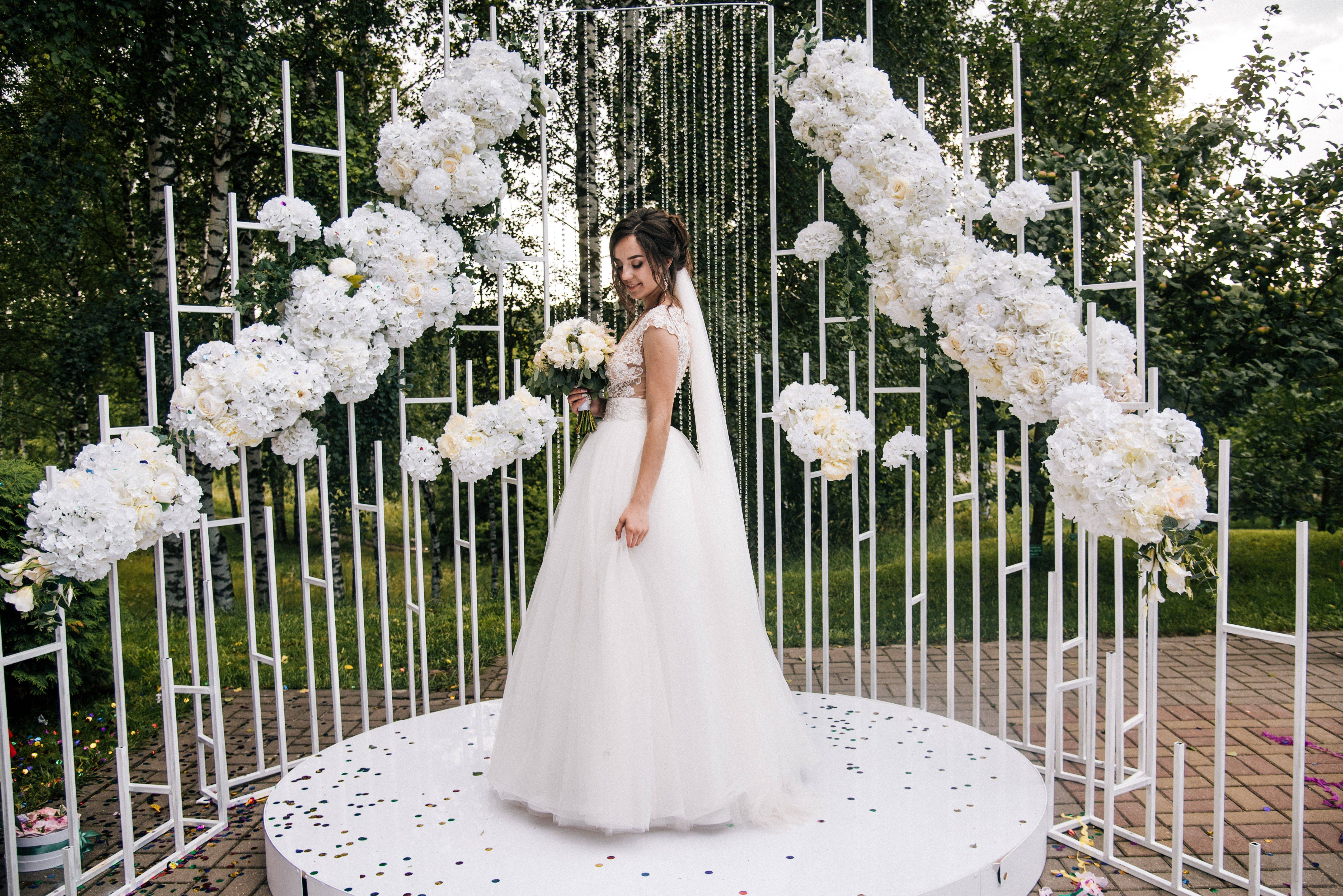 Свадьба в деревенском стиле: идеи оформления и фото