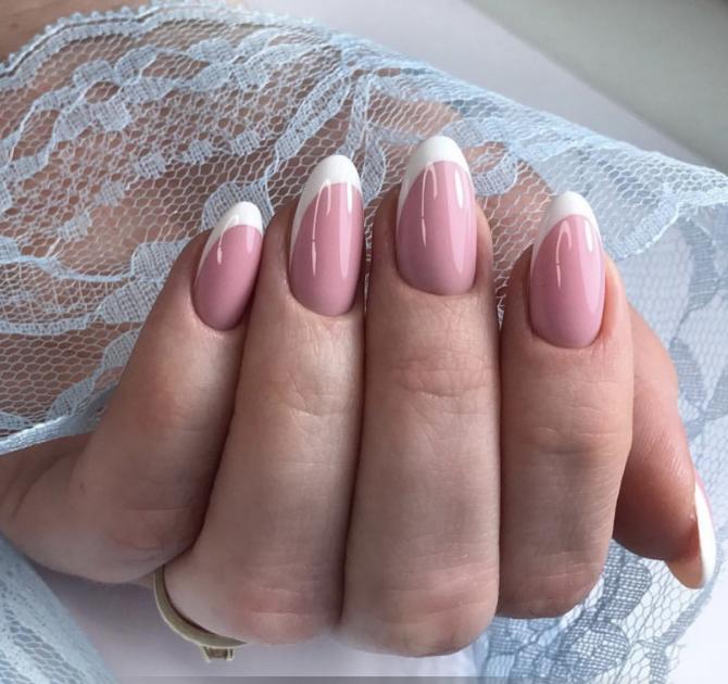 Свадебный маникюр — красивые идеи, правила и решения каким должен быть свадебный маникюр невесты (135 фото)