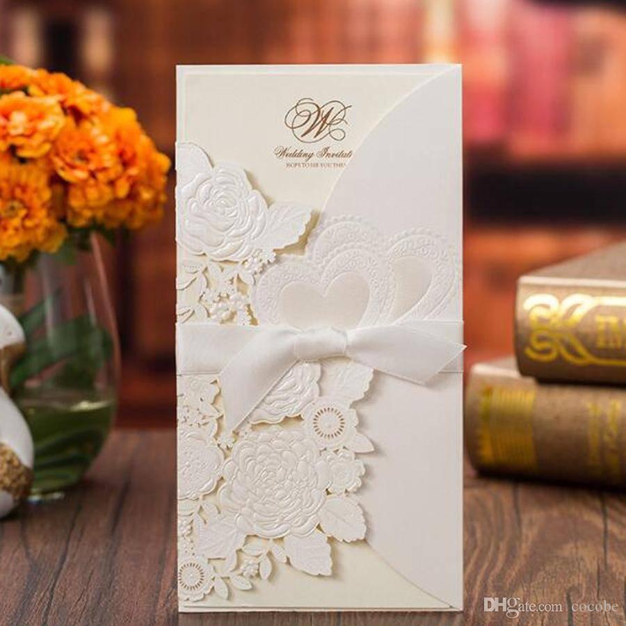 Как сделать акварельные приглашения на свадьбу своими руками?