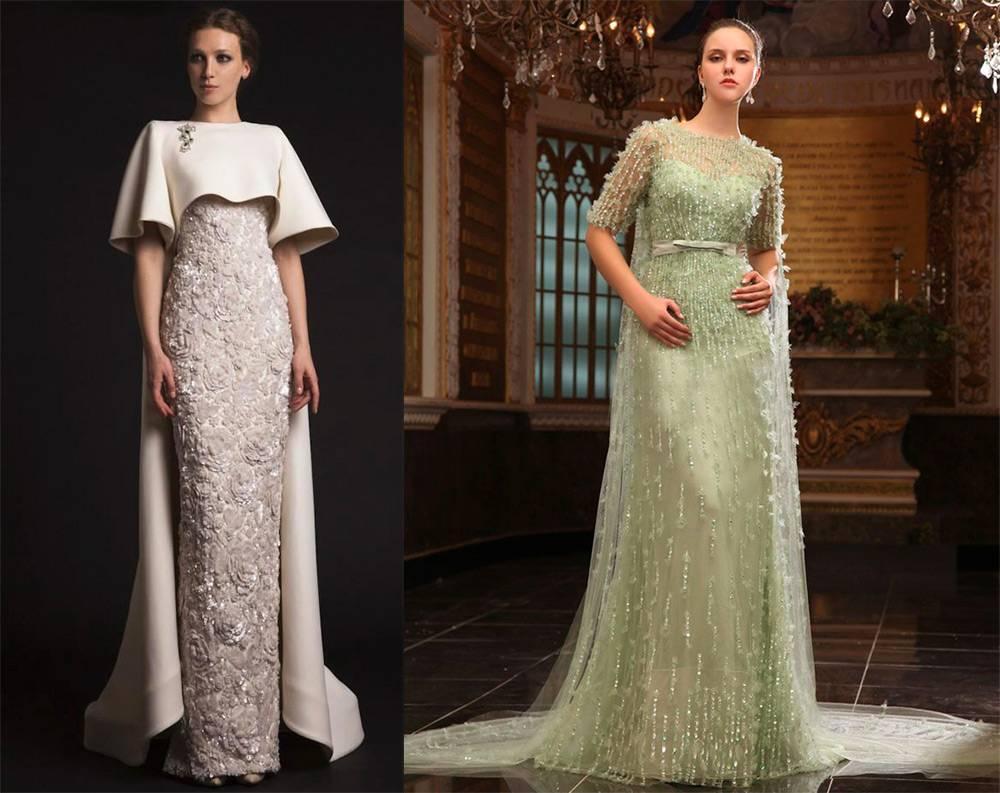 Платье для венчания: традиции, правила, модные фасоны