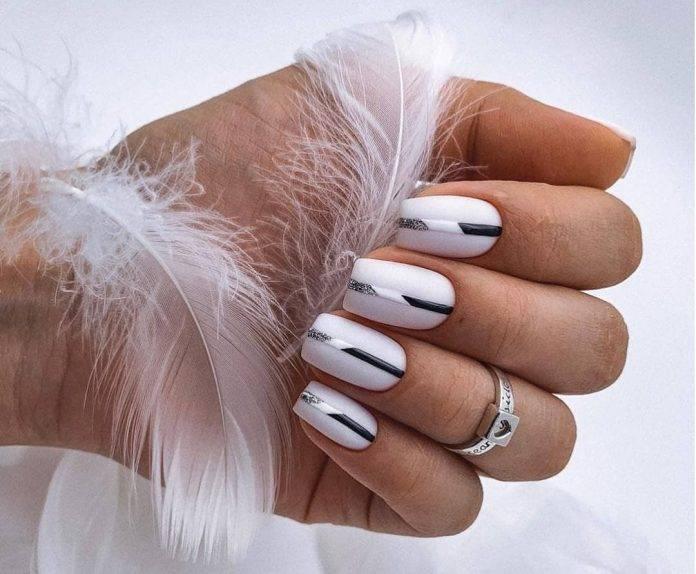 Свадебный маникюр 2019: модные тенденции, красивые фото