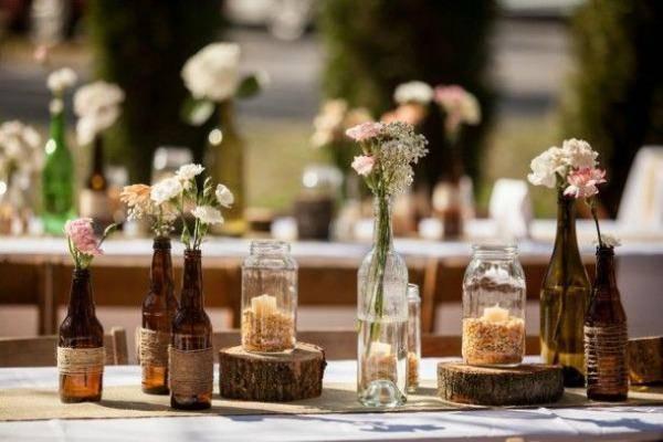 Как правильно организовать свадьбу в стиле «рустик» – в мелких подробностях