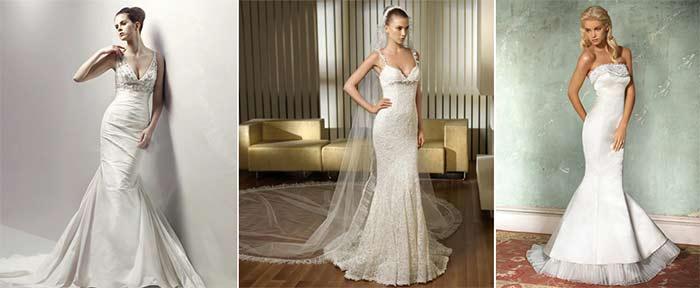 Свадебные платья для невысоких девушек: фото лучших нарядов и советы