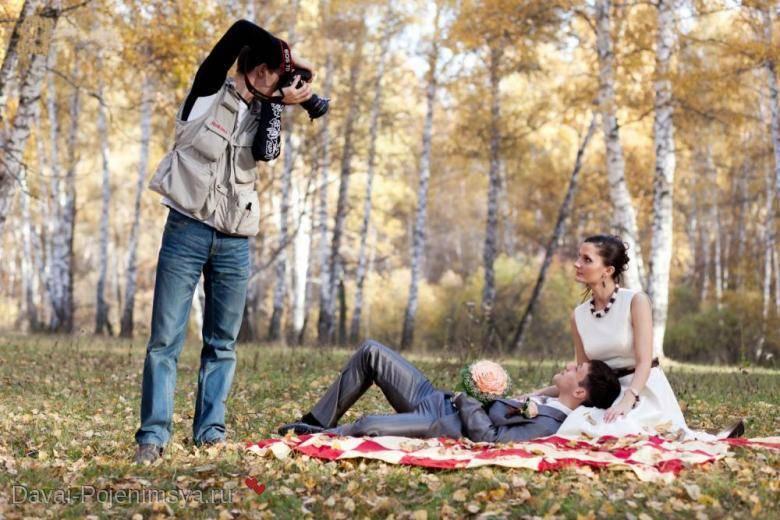 Как найти и выбрать фотографа на свадьбу
