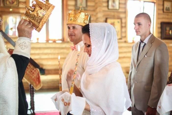Какие предметы нужны для венчания в церкви