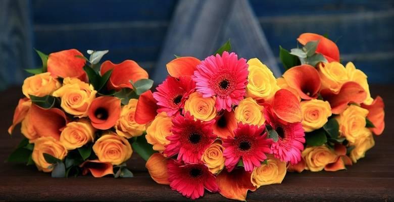 Фиолетовый букет невесты – лучшие сочетания и советы по выбору