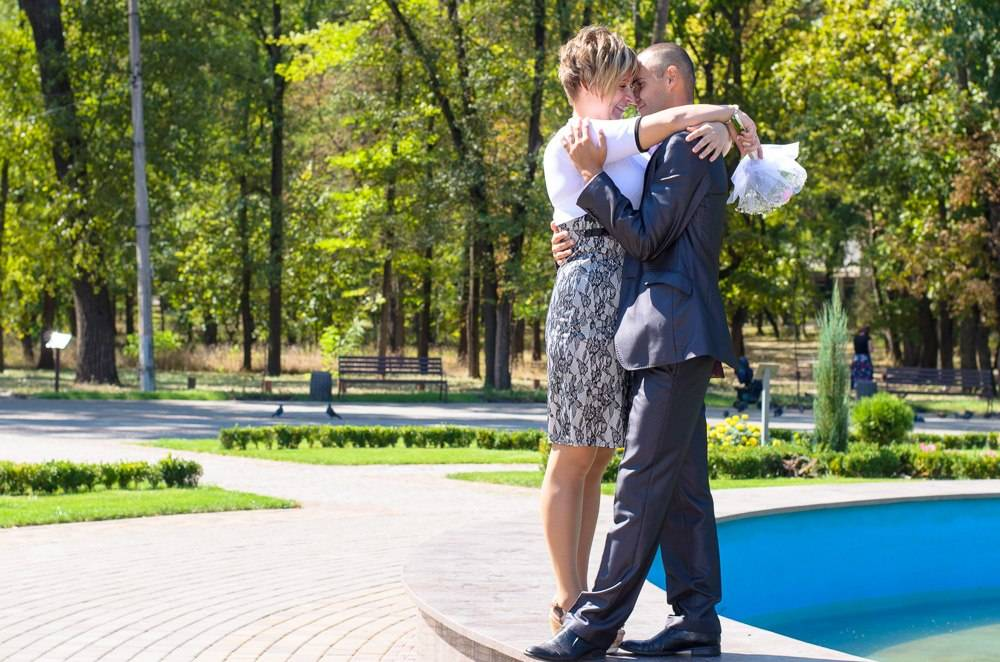 Фланелевая свадьба - 43 года совместной жизни.