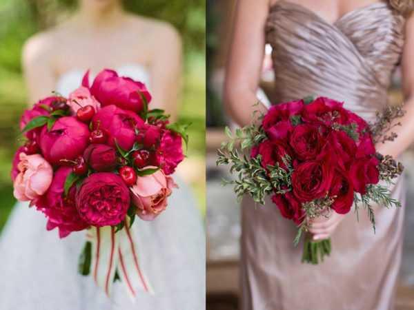 Букет невесты из пионовидных роз (53 фото): выбираем свадебный букет с пионовидными розами, белыми фрезиями и красными гортензиями