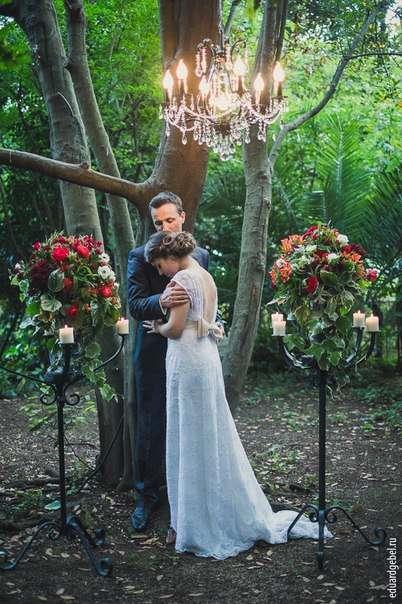 Организация свадьбы в коттедже: советы и идеи