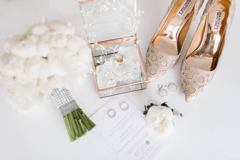 Чек-лист по подготовке к свадьбе