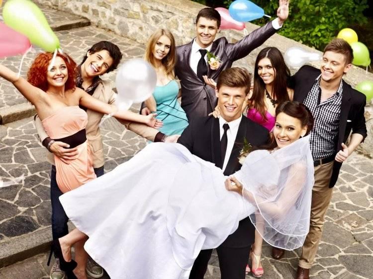 Сценарий свадьбы без тамады (для небольшой компании)