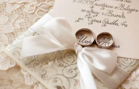 Пригласительные на свадьбу своими руками: интересные идеи, фото