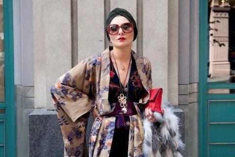 Платье-кимоно: с карманами, японские с рукавом кимоно, длинные и короткие