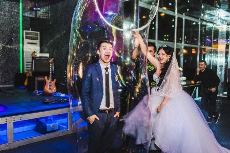 Свадебные игры и конкурсы как развлечения для гостей