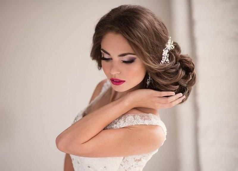 Макияж невесты — красивые сочетания и главные правила создания уникального образа (130 фото и видео)
