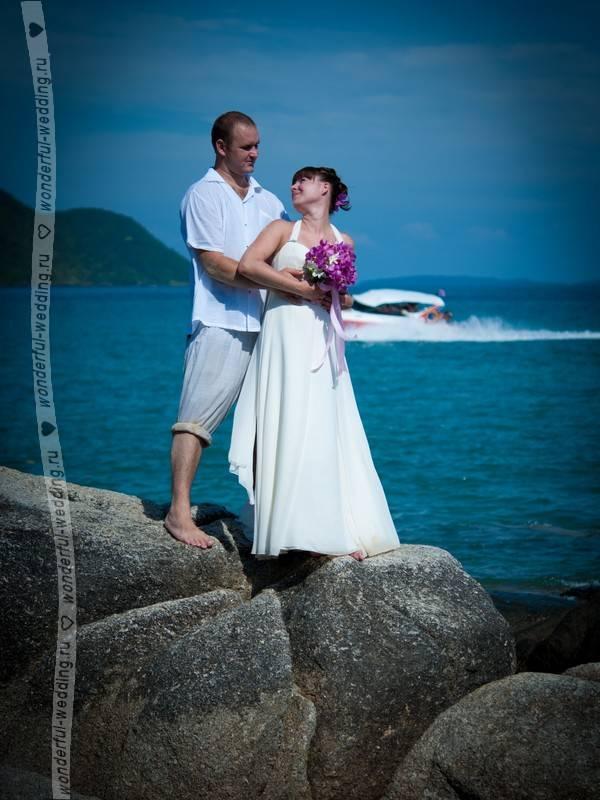 Свадьба на пхукете: описания предложений и цены