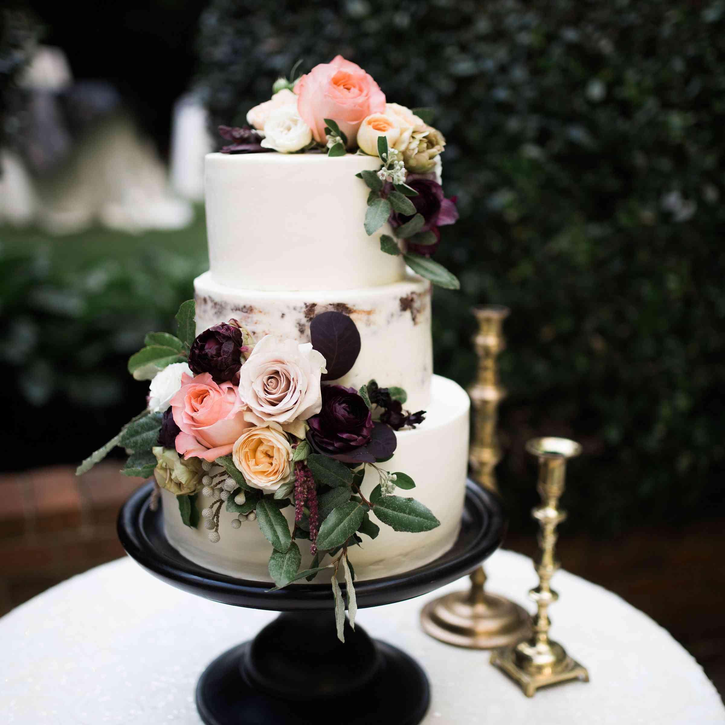 Романтическая свадьба в стиле love is