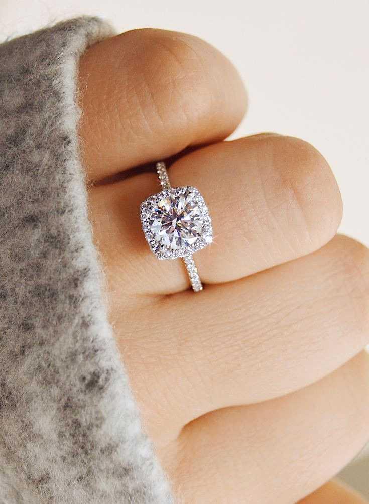 Кольца помолвочные. 128 фотографий красивых колец для помолвки.