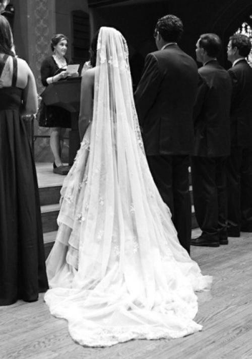 Как правильно выбрать фату на свадьбу