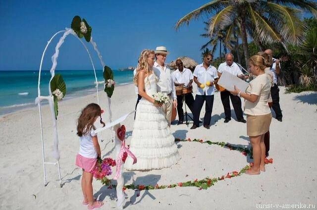 Девять стран, где можно сыграть свадьбу официально