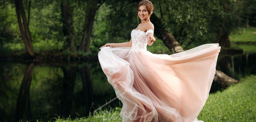 Свадебное платье-трансформер фото