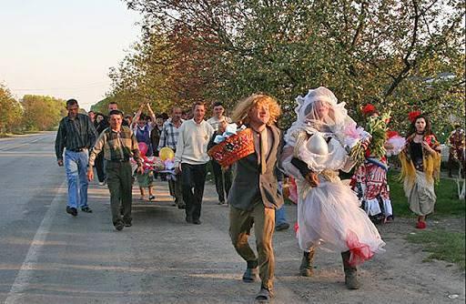 Сценарий второго дня свадьбы с конкурсами и играми