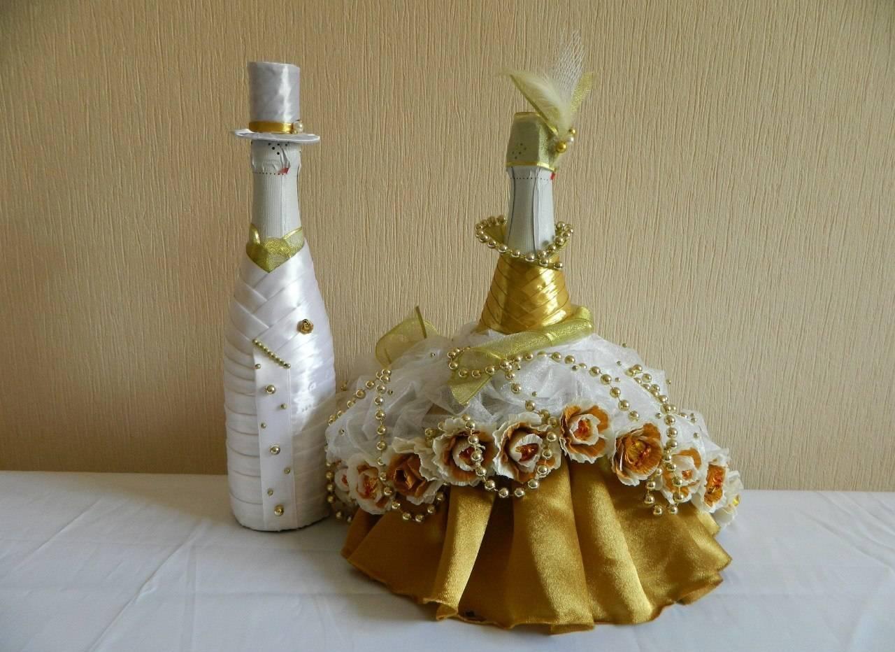 Что можно подарить на золотую свадьбу родителям