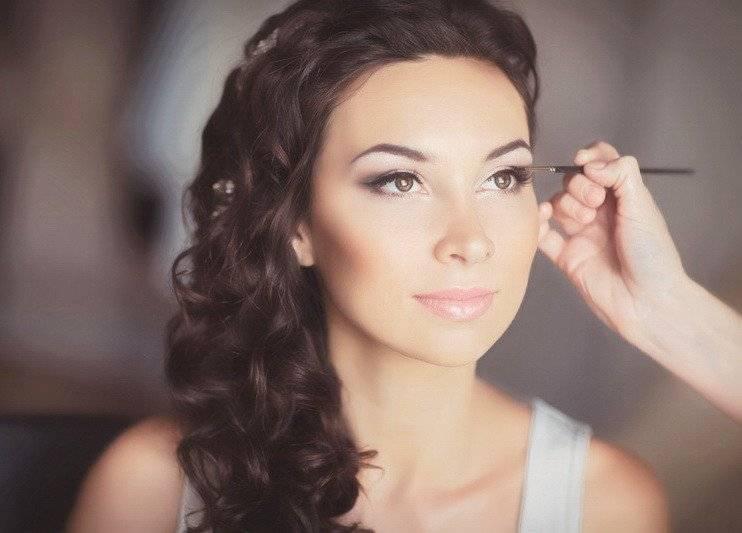 Какой свадебный макияж предлагают модные визажисты в 2019 году
