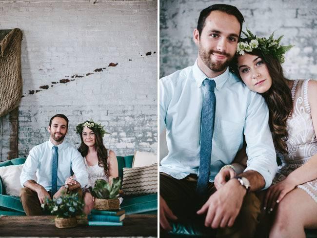 Розово-мятная свадьба – романтика и нежность