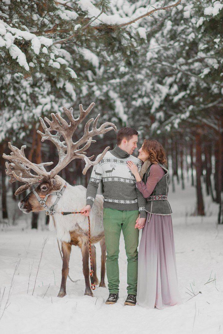 Свадьба зимой: плюсы, минусы и особенности проведения (+45 фото)