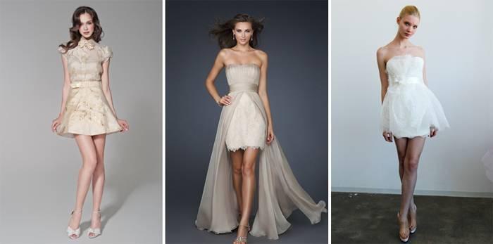 Самые красивые свадебные платья 2020 года