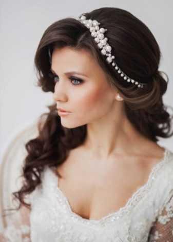 Свадебные прически: обзор самых популярных и красивых укладок