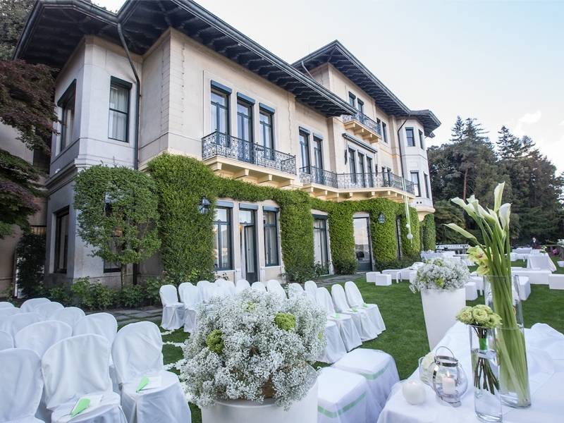 Свадьба в итальянском стиле (фото)