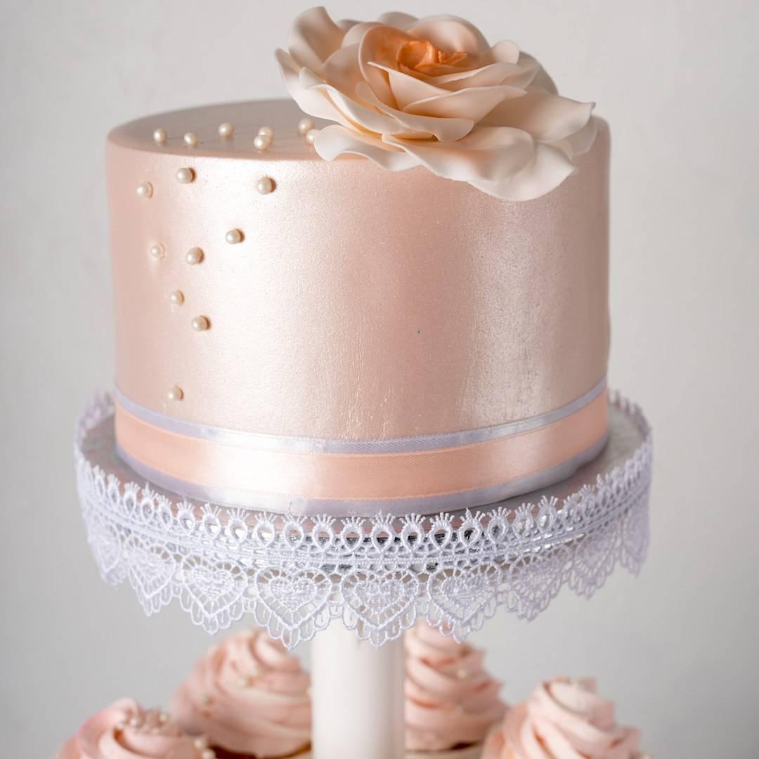 Капкейки на свадьбу (38 фото): самые красивые свадебные пирожные на льняную дату. как украсить капкейки своими руками?