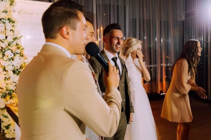 Описание гостей на свадьбе примеры с юмором