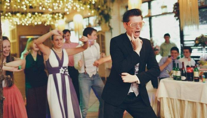 Танец гостя
