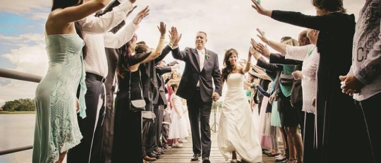 Характеристика гостей на свадьбе