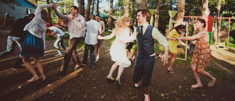 Забавные сценарии для второго дня свадьбы