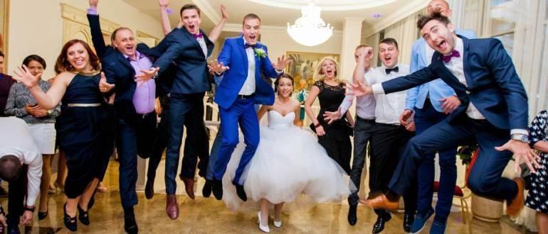 Свадебный сценарий на 10-30 человек