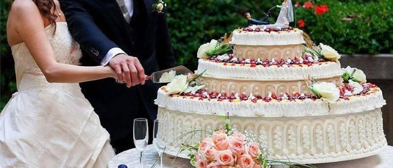 Интересные сценарии для продажи торта на свадьбе