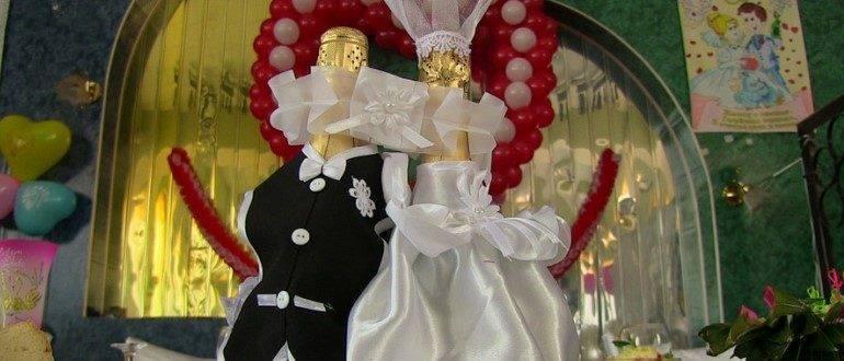 Сценка-сказка на свадьбу