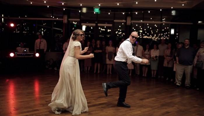 Шуточная танцевальная постановка