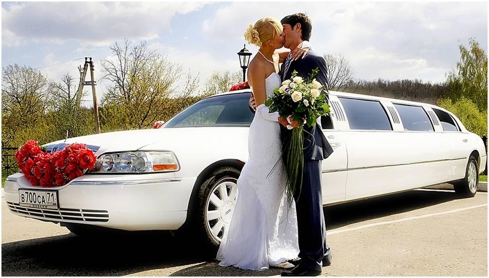 Какого цвета должна быть свадебная машина?