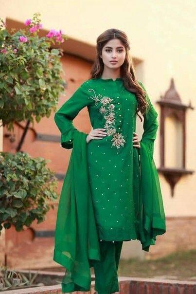 Индийские свадебные платья