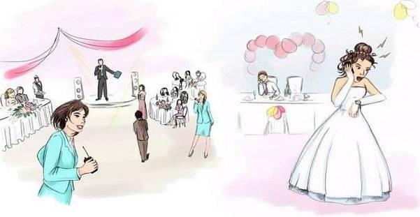 Свадебный распорядитель: зачем он нужен?