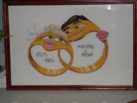 Что подарить на серебряную свадьбу от родителей и друзей?